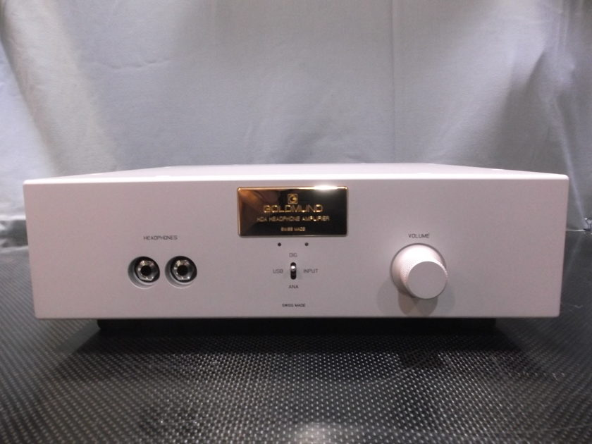 Goldmund Telos HDA Headphone Amplifier