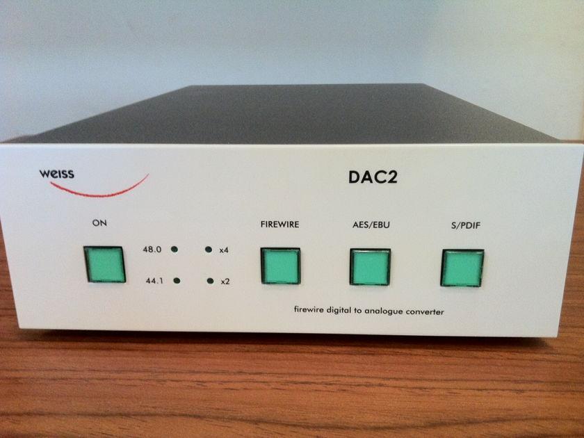 Weiss Audio DAC 2