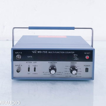 Model WD-755 Vintage Multi-Function Counter in Factory Box