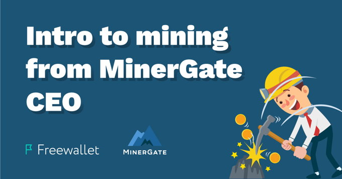 A cumbersome, intricate, personal intro to mining