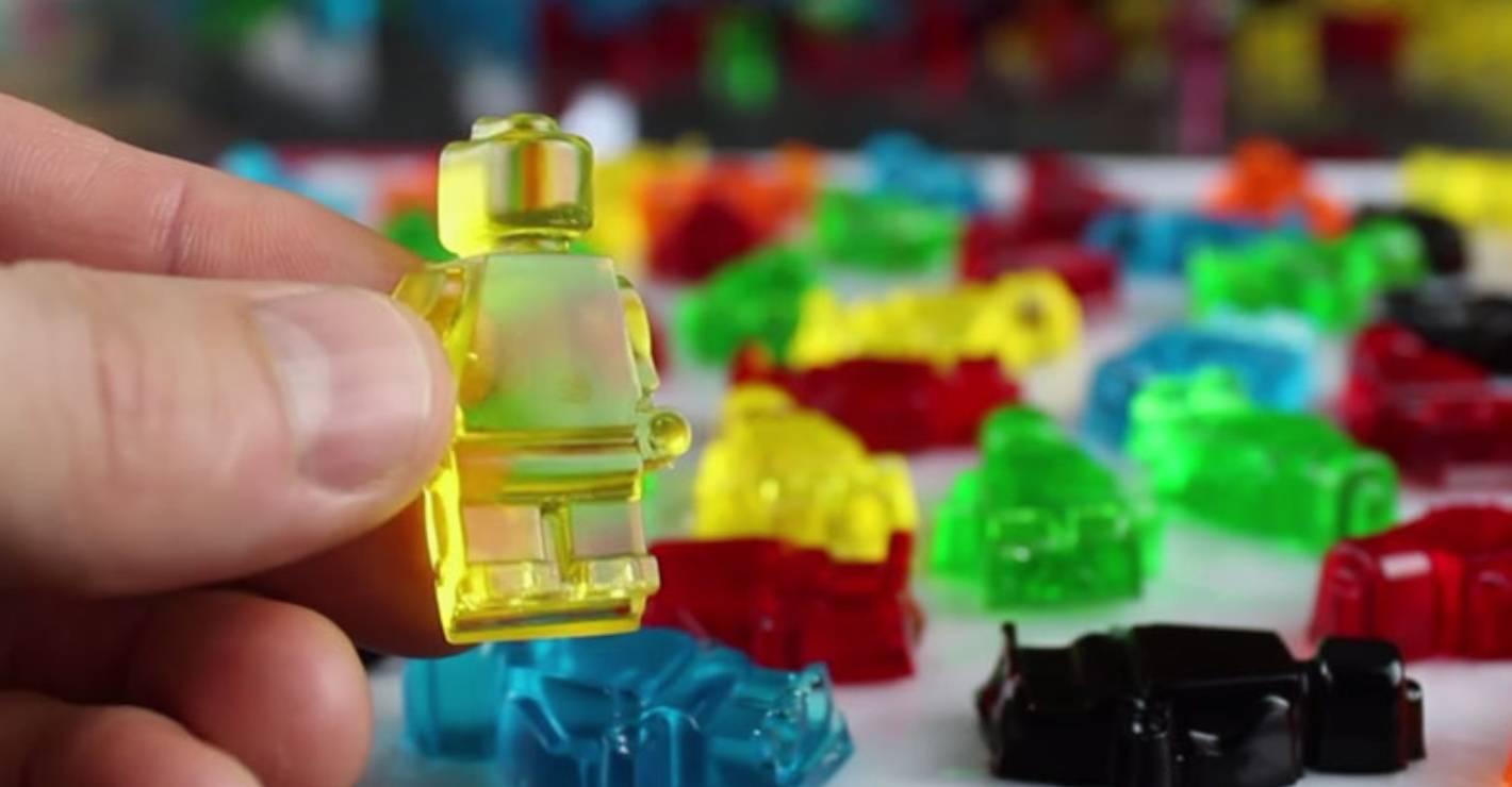 LEGO Edibles