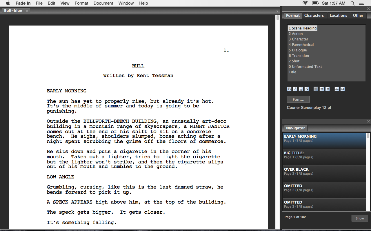 16 Best Screenwriting Software As Of 2018 Slant