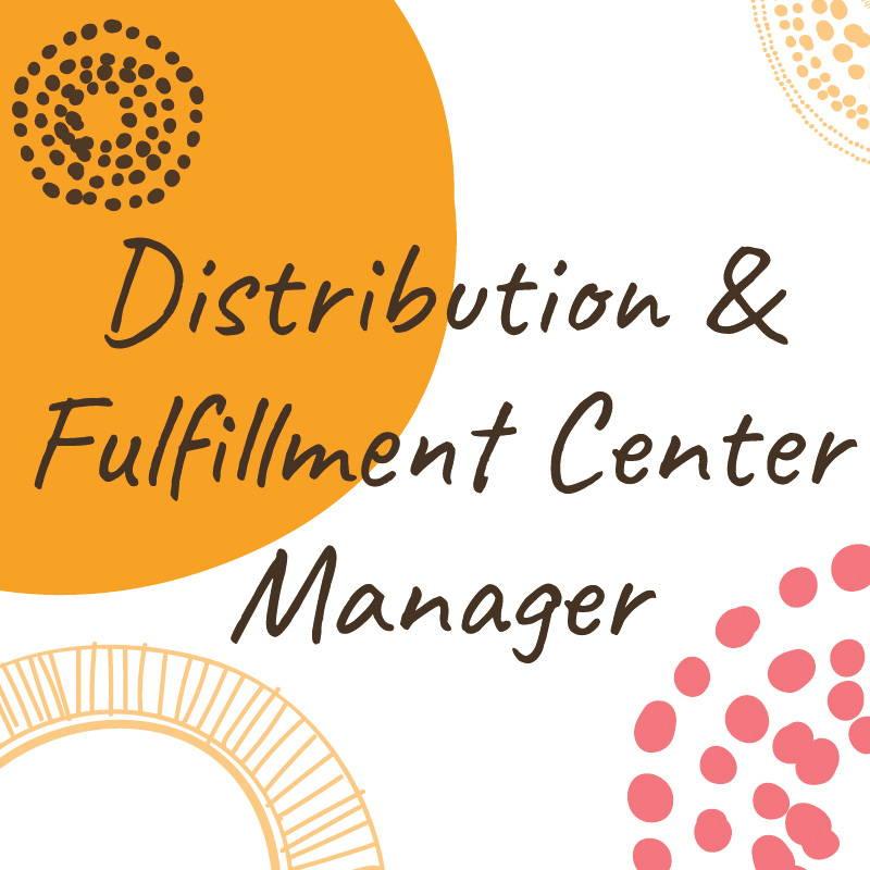 Distribution centre manager