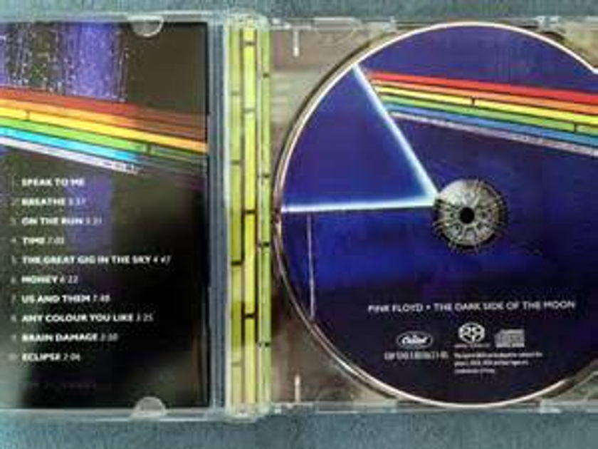 Pink Floyd - Dark side of the moon SACD