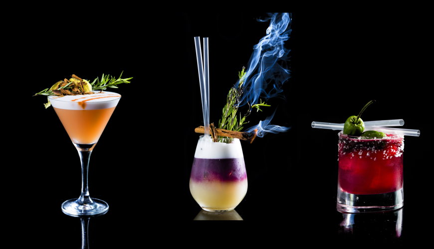 Restaurants Serving Excellent Cocktails
