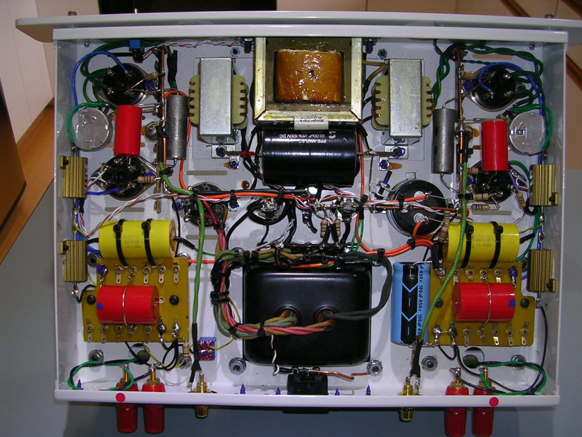 WILL VINCENT SET-45-2A3 TUBE AMP HAND BUILT (price reduction)    SALE PENDING