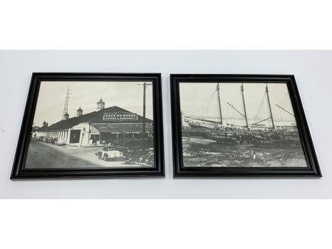 Historic NOLA in Black and White