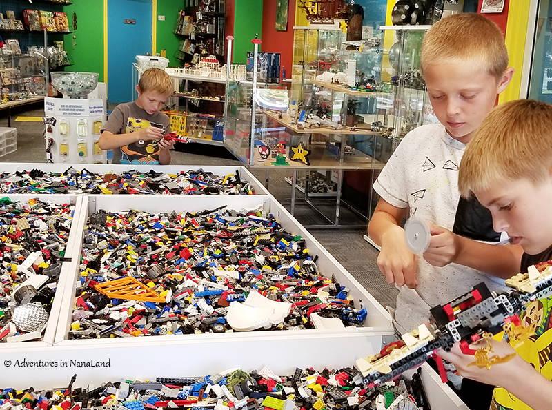 lego play kids