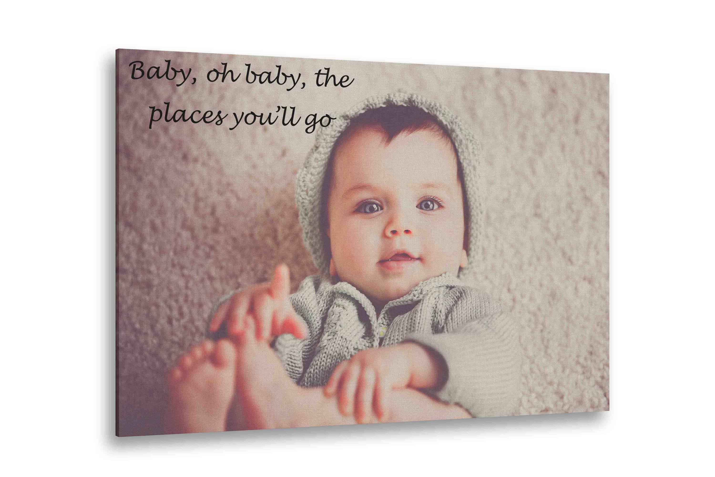 Baby Photo Canvas