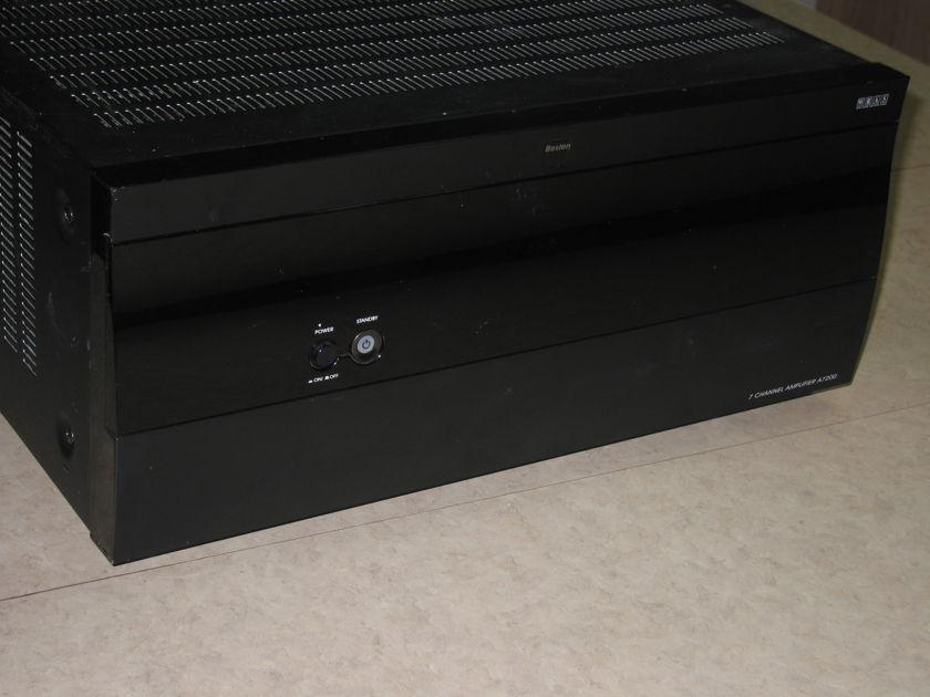 Boston A7200 7-channel amplifier