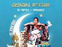 ASIAN IFTAR image