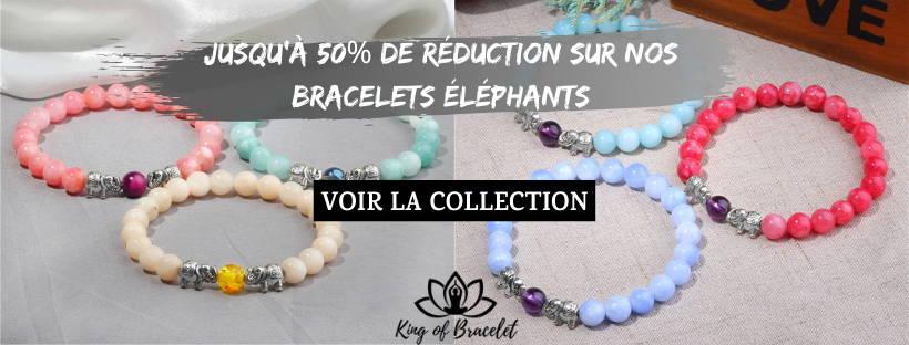 Bracelets Éléphant - King of Bracelet