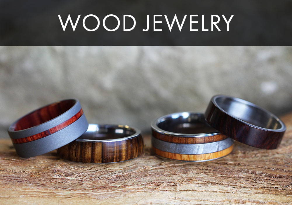 Wood Jewelry Education