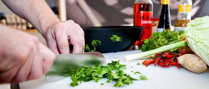 Online Cooking Lessons London