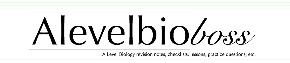 Discover the secret to getting an A* in A Level Biology...