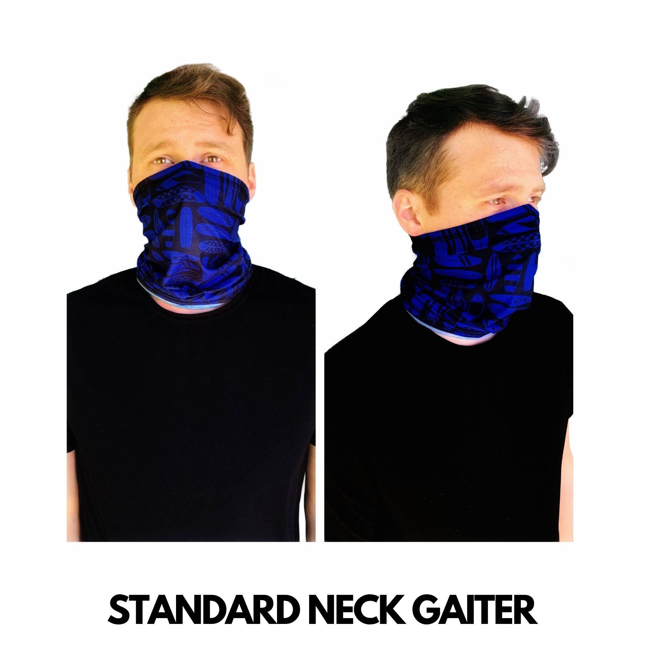 neck gaiter scarf