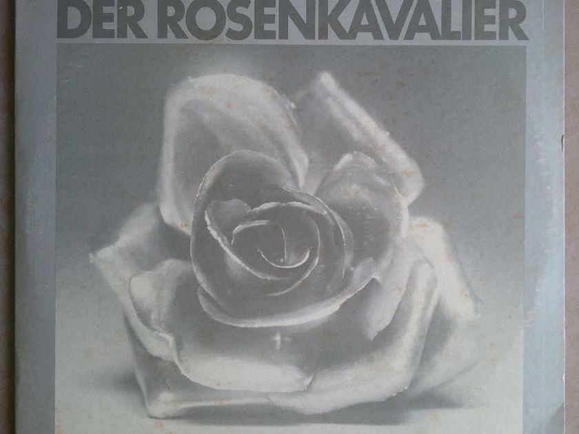 COLUMBIA | BERNSTEIN/STRAUSS - Der Rosenkavalier / 2-LP / EX