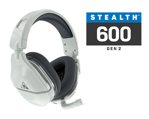 Auriculares Stealth 600 Gen 2 - PlayStation® - Blanco