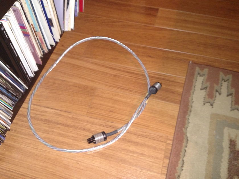 Nordost Valhalla 2 15 amp 2 Meter Power Cable