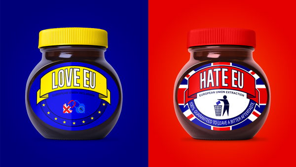 Marmite – The Brexit Editions