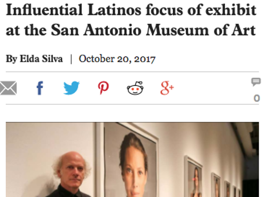 Express News, Latinos,