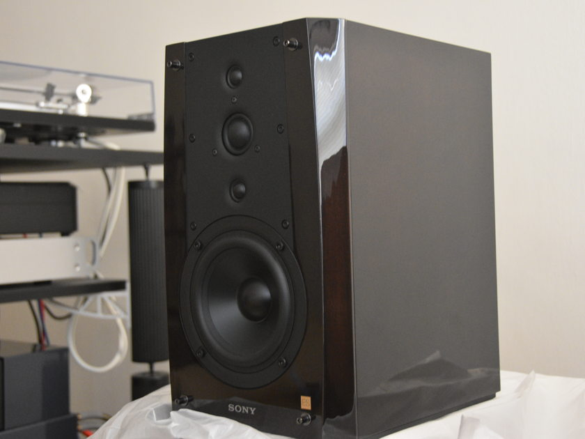 SONY  SS-NA5ES as NEW! Price reduced.