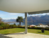 Ascona - Luxury 3.5 rooms garden apartment with lake view and pool