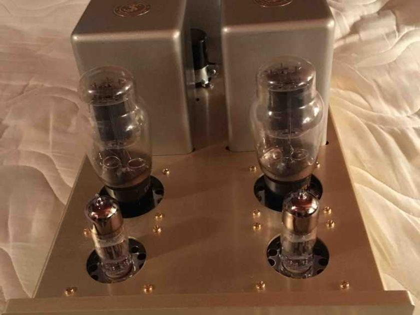 Triode Lab 2A3 SET Amp