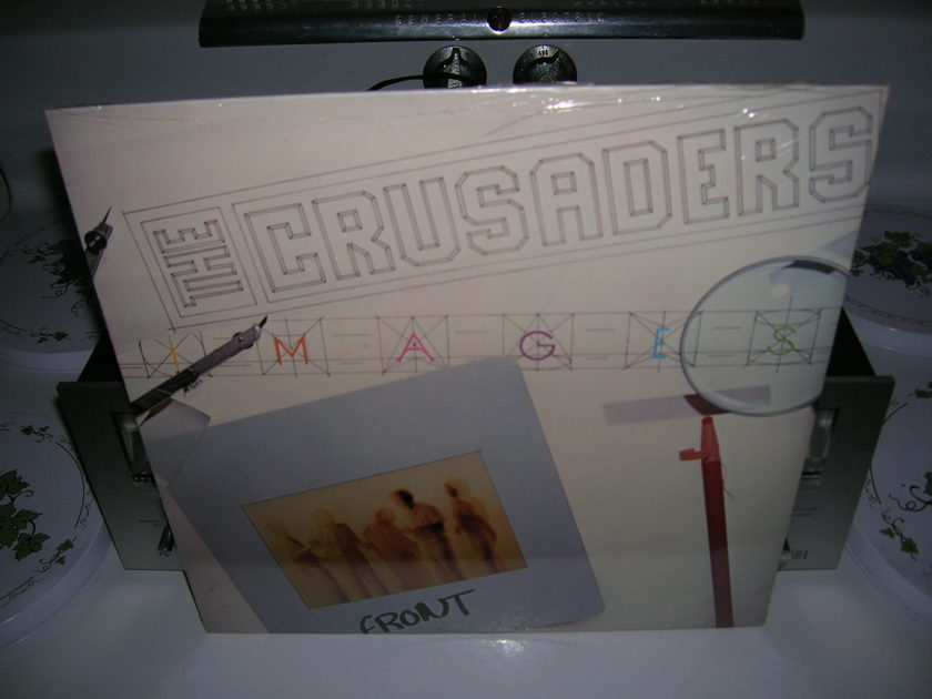 The Crusaders-Images-Sealed  - 1978 Blue Thumb Records LP