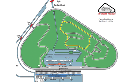 DafanZ Track Time 4 Cars (TT4C) Pocono East 8/31