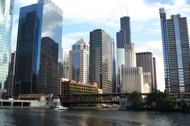 """Чикаго – Архитектурная жемчужина Америки. 3 дня и """"любовь до гроба"""". Часть 1."""
