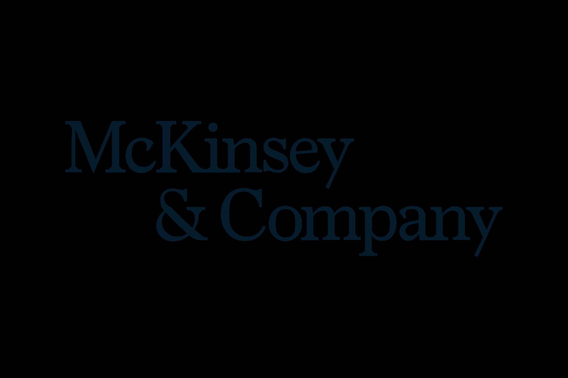 Mckinsey & company logo.wine