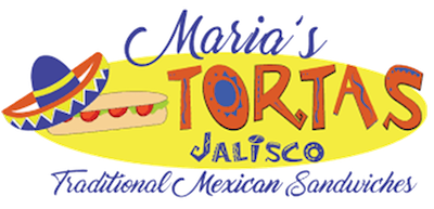 Logo - Maria's Tortas Jalisco