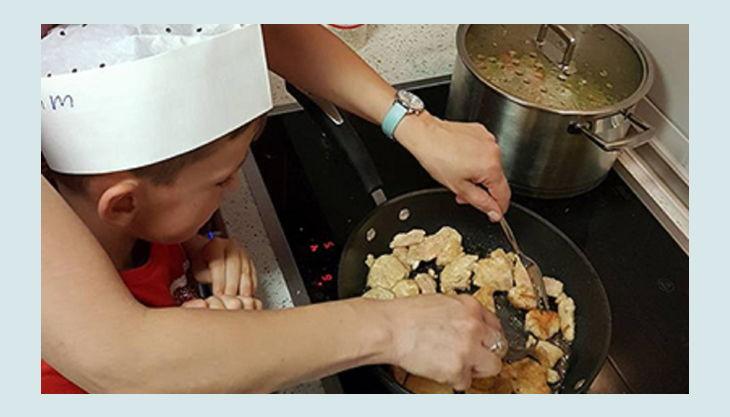 kinder kochschule kinder kocht