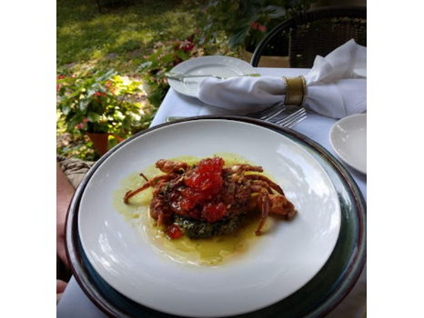 Fine Dining at the Historic Holly Hill Inn, Midway, KY