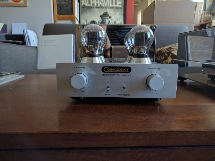 Coincident Speaker Tech The Statement Phono Preamplifier