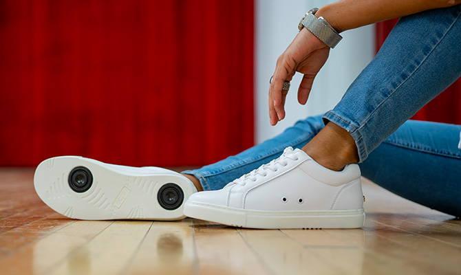 Pastry Studio Trainer Low-top Lightweight Sneaker Black//White Fitness Sneaker