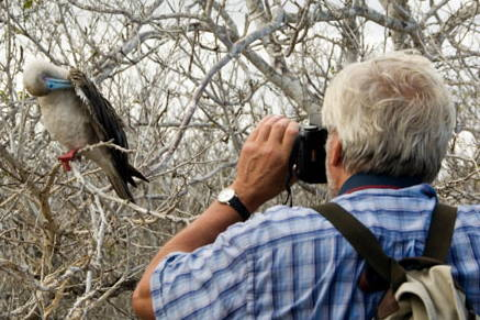 Bird Watching Tour at Cape Creek