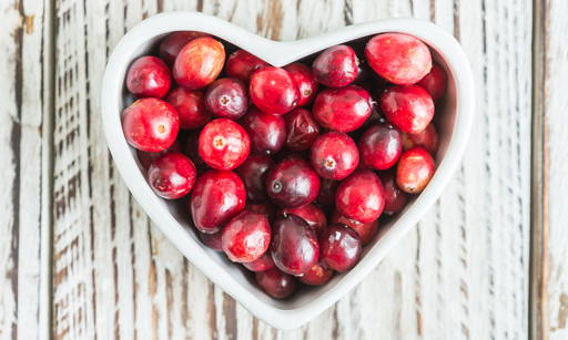 Cranberry A valuable source of vitamins, especially vitamin C and many organic