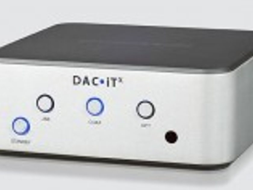 Peachtree Audio DAC iT