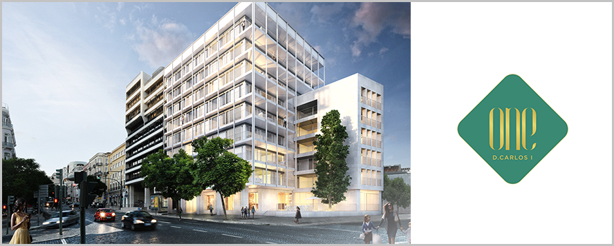 Hamburg - New development in Lisboa