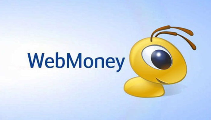 Withdraw to Webmoney is available