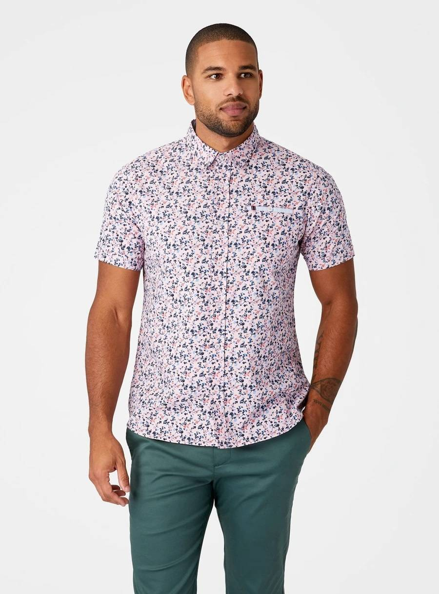 Life in the City Short Sleeve Shirt