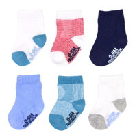 Fruit of the Loom infant boy socks