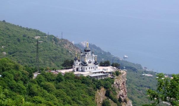 Дворцы Южного берега Крыма