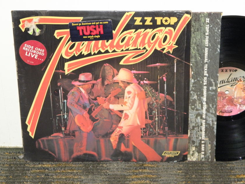 ZZ TOP - Fandango  London PS 656 shrink w/KOOL stickers