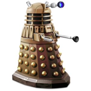 Who is a good Dalek? Avatar