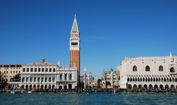 Венеция - курьёзная и нескучная!