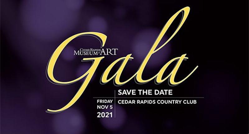 Cedar Rapids Museum of Art Gala