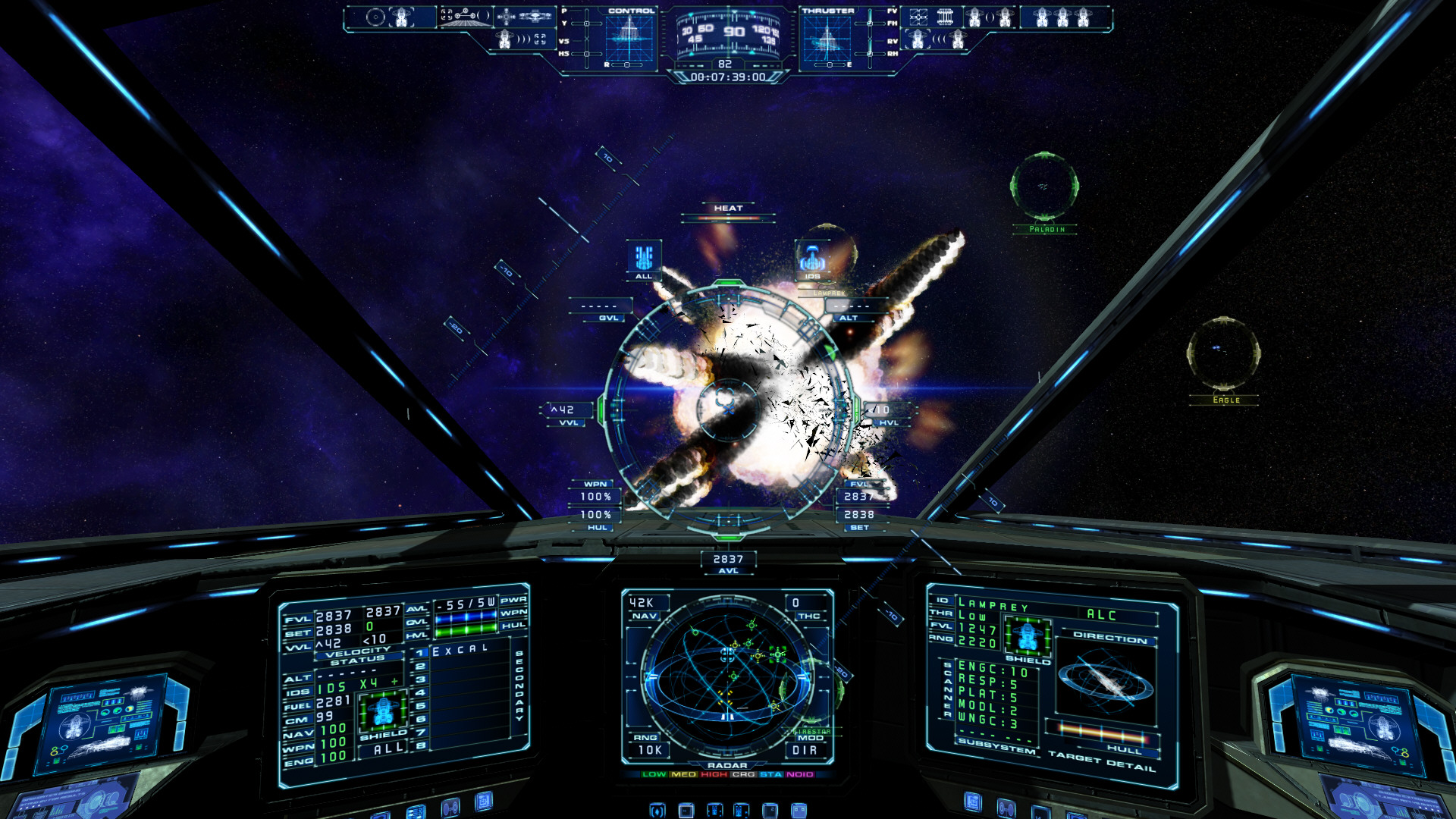 19 Best Space Sims on PC as of 2019 - Slant